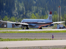 Aircraft Photo of C-GKUG | Douglas DC-6A | Conair Aviation | AirHistory.net #160425
