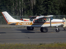 Aircraft Photo of C-GEXT | Cessna U206F | Sifton Air | AirHistory.net #160429