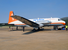Aircraft Photo of C-FYDU | Hawker Siddeley HS-748 Srs2A/273 | Air North | AirHistory.net #160444