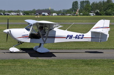 Aircraft Photo of PH-4C3 | Aeropro Eurofox | AirHistory.net