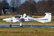 Aircraft Photo of PH-DTS | Diamond DA42 Twin Star | AirHistory.net
