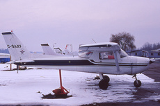 Aircraft Photo of C-GAXF | Cessna 150M | Rockcliffe Flying Club | AirHistory.net