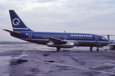 Aircraft Photo of C-GQBJ | Boeing 737-296/Adv | Quebecair | AirHistory.net #184649