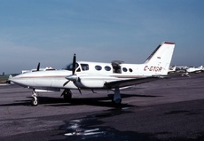 Aircraft Photo of C-GTGR | Cessna 421C | AirHistory.net