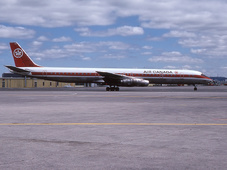 Aircraft Photo of C-FTJV | McDonnell Douglas DC-8-61 | Air Canada | AirHistory.net