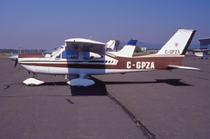 Aircraft Photo of C-GPZA | Cessna 177 Cardinal | AirHistory.net #200684