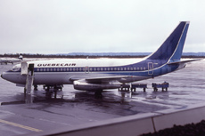 Aircraft Photo of C-GQBT | Boeing 737-2Q9/Adv | Quebecair | AirHistory.net #257113