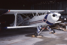 Aircraft Photo of C-GGDJ | EAA Acro Sport II | AirHistory.net #259366