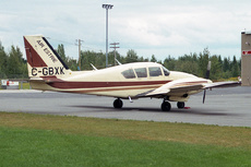 Aircraft Photo of C-GBXK | Piper PA-23-250 Aztec E | Air Estrie | AirHistory.net #316530