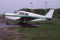 Aircraft Photo of C-GVGE | Piper PA-28-140 Cherokee D | AirHistory.net #304007