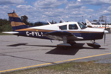 Aircraft Photo of C-FYLI | Piper PA-28-140 Cherokee B | AirHistory.net #296083