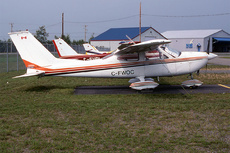 Aircraft Photo of C-FWOC | Cessna 177 Cardinal | AirHistory.net #296894