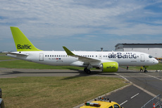 Aircraft Photo of YL-AAS | Airbus A220-300 (CS300) | AirBaltic | AirHistory.net #161066