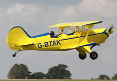 Aircraft Photo of G-BTAK | EAA Acro Sport II | AirHistory.net #200366