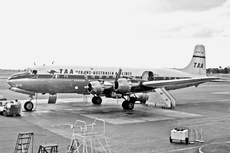 Aircraft Photo of VH-INH | Douglas DC-6B | Trans-Australia Airlines - TAA | AirHistory.net