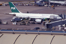 Aircraft Photo of AP-BDZ | Airbus A310-308 | Pakistan International Airlines - PIA | AirHistory.net