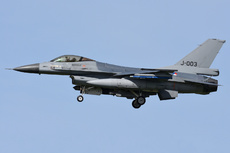 Aircraft Photo of J-003 | General Dynamics F-16AM Fighting Falcon | Netherlands - Air Force | AirHistory.net