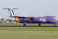 Aircraft Photo of G-PRPD | Bombardier DHC-8-402 | Flybe | AirHistory.net #162169
