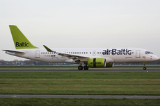 Aircraft Photo of YL-CSL | Airbus A220-300 (CS300) | AirBaltic | AirHistory.net #162145