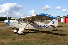 Aircraft Photo of PH-GOZ | Aviat A-1A Husky | GOZC - Gooise Zweefvliegclub | AirHistory.net