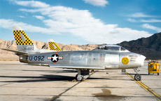Aircraft Photo of 49-1092 / 91092 | North American F-86A Sabre | USA - Air Force | AirHistory.net