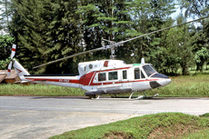 Aircraft Photo of PK-PDZ | Bell 212 Twin Two-Twelve | AirHistory.net #163267