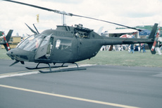 Aircraft Photo of 70-15279 / 15279 | Bell OH-58C Kiowa (206A-1) | USA - Army | AirHistory.net #163359
