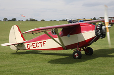 Aircraft Photo of G-ECTF | Comper CLA Swift replica | AirHistory.net