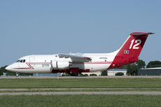 Aircraft Photo of N476NA | British Aerospace BAe-146-200 | Neptune Aviation Services | AirHistory.net