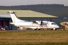 Aircraft Photo of D-CPWF | Dornier 328-110 | Private Wings | AirHistory.net