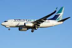 Aircraft Photo of C-GYWJ | Boeing 737-7CT | WestJet | AirHistory.net
