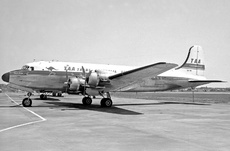 Aircraft Photo of VH-TAE | Douglas DC-4-1009 | Trans-Australia Airlines - TAA | AirHistory.net