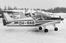 Aircraft Photo of OH-RAB | Robin HR-200-120B | AirHistory.net