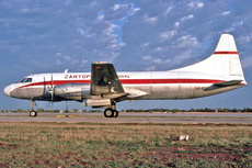 Aircraft Photo of N640R | Convair 640(F) | Zantop International Airlines | AirHistory.net #166060
