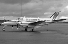 Aircraft Photo of OH-WWT | Beech 99 Airliner | Wasawings | AirHistory.net