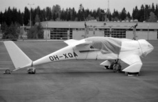 Aircraft Photo of OH-XQA | QAC Quickie Q1 | AirHistory.net