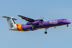 Aircraft Photo of G-PRPB | Bombardier DHC-8-402 Q400 | Flybe | AirHistory.net