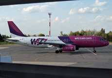 Aircraft Photo of HA-LWO | Airbus A320-232 | Wizz Air | AirHistory.net