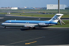 Aircraft Photo of PH-DNT | McDonnell Douglas DC-9-32 | KLM - Royal Dutch Airlines | AirHistory.net