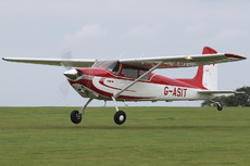 Aircraft Photo of G-ASIT | Cessna 180 | AirHistory.net