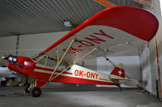 Aircraft Photo of OK-ONY | Piper J-3C-100 Cub | AirHistory.net