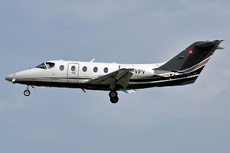 Aircraft Photo of HB-VPV | Beech Beechjet 400A/Nextant N400XT | AirHistory.net