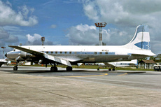 Aircraft Photo of N54CA | Douglas DC-6A/B | AirHistory.net #168043