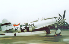 Aircraft Photo of N47DD / 226671 | Republic P-47D Thunderbolt | USA - Air Force | AirHistory.net