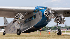 Aircraft Photo of N8407 / NC8407 | Ford 4-AT-E Tri-Motor | EAA - Experimental Aircraft Association | Eastern Air Transport | AirHistory.net #233659