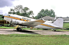 Aircraft Photo of PK-OAZ | Douglas C-47A Skytrain | Airfast Indonesia | AirHistory.net #169323