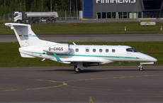 Aircraft Photo of D-CHGS | Embraer EMB-505 Phenom 300 | Hansgrohe Group | AirHistory.net
