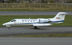 Aircraft Photo of D-COKE | Gates Learjet 35A | DRF Luftrettung | AirHistory.net