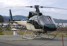 Aircraft Photo of C-FYJB | Eurocopter AS-350B-2 Ecureuil | Grizzly Helicopters | AirHistory.net