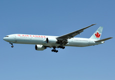 Aircraft Photo of C-FIUW | Boeing 777-333/ER | Air Canada | AirHistory.net #184126